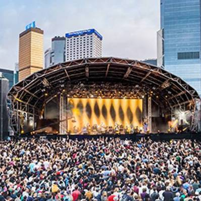 Events in Hong Kong