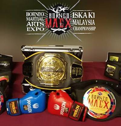 Borneo Martial Arts Expo