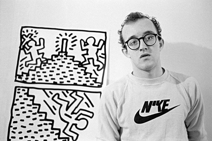 07 Exhibition - Keith Haring