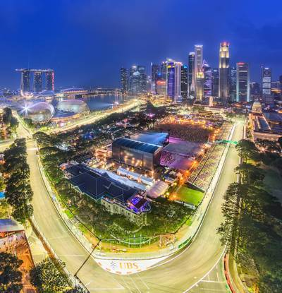 The Grand Prix Season Singapore (GPSS)