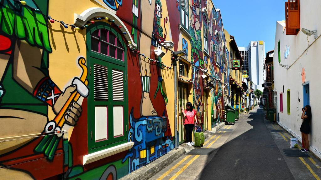 Singapore City Guide | Dorsett Hotels & Resorts | A Guide to