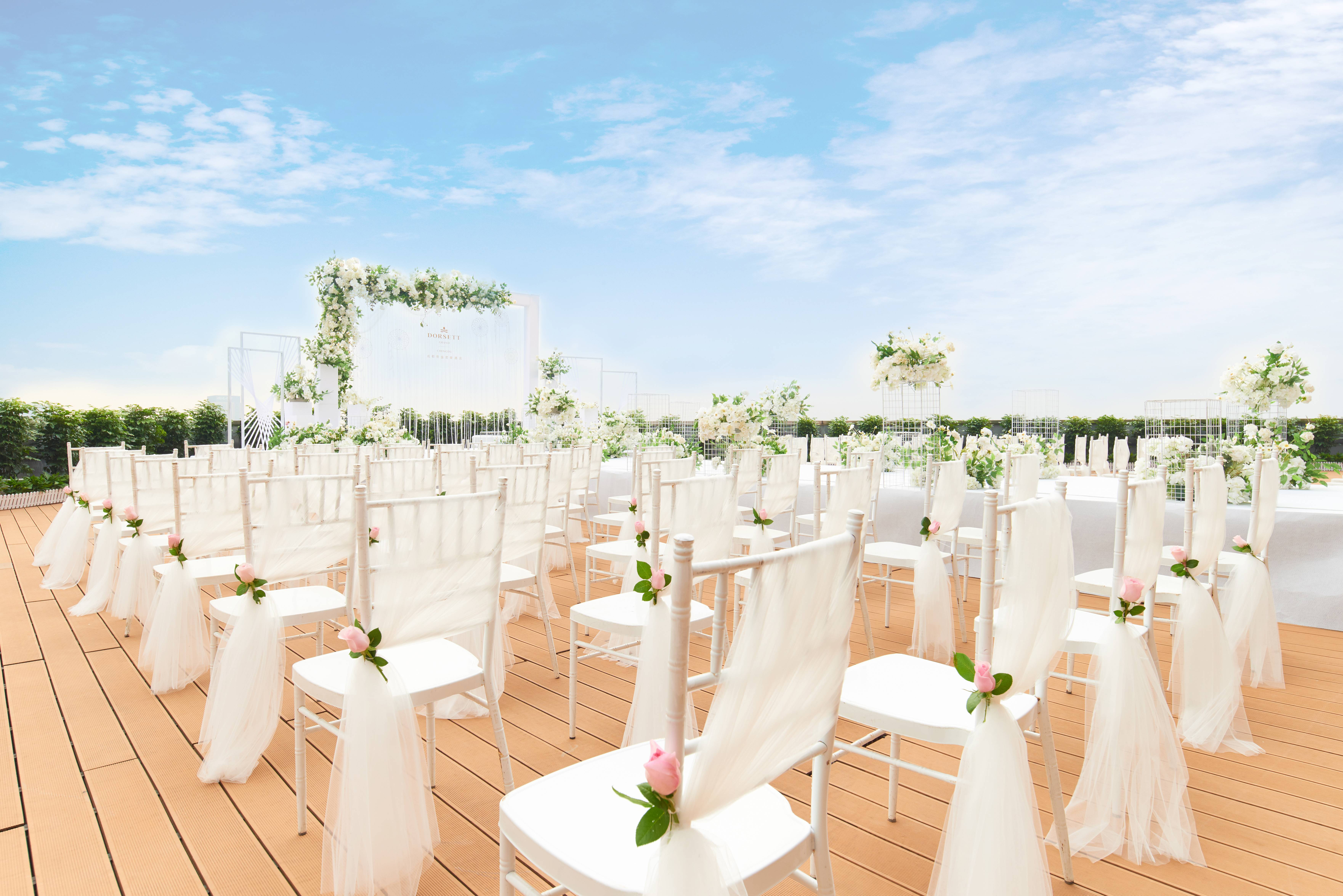 outdoor wedding 1