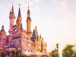 Shanghai Disney Promotion
