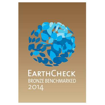 EarthCheck Bronze Benchmarked