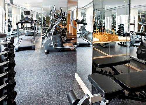 Get fit at your convenience at our 24-hour Fitness Studio