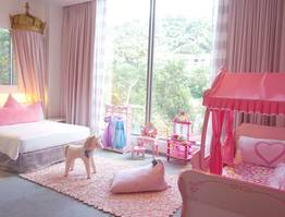 Princess World Themed Room