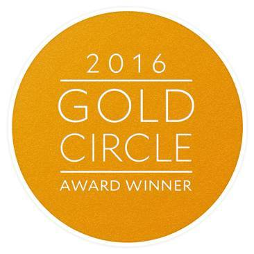 2016 Gold Circle Award, Agoda.com