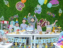 All-inclusive Kids Birthday Party