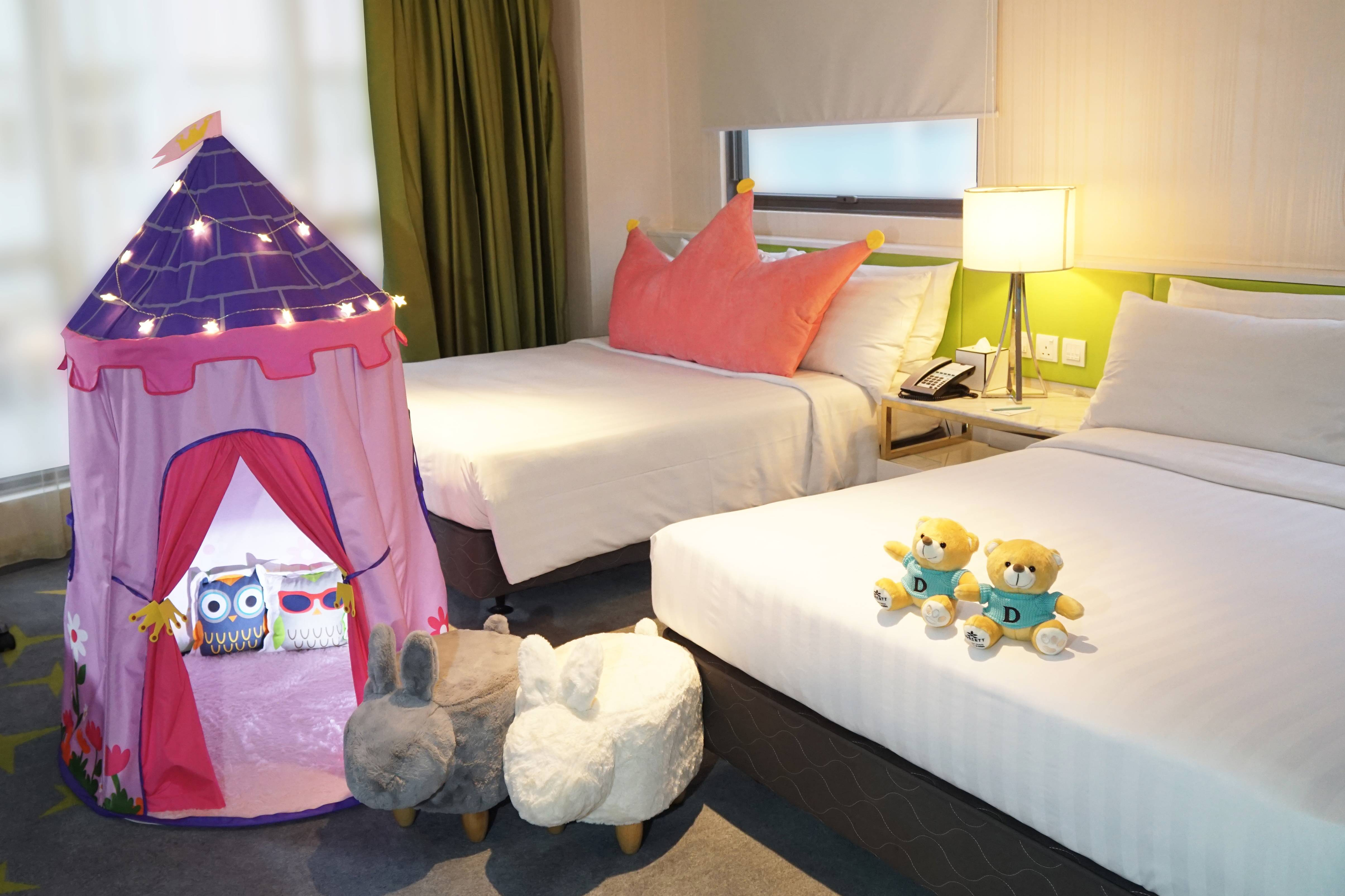 DTW - Glamping Room