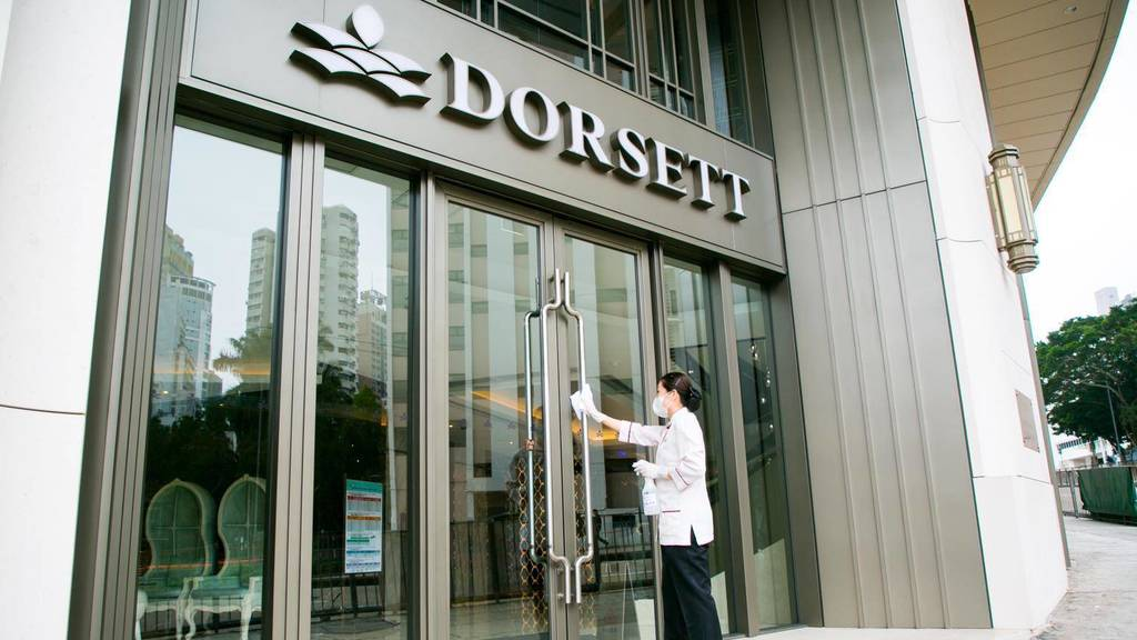 Dorsett Hospitality International takes strict preventive anti-epidemic measures We work with the people of Hong Kong and will overcome any obstacle together