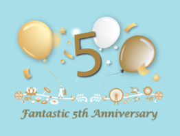 Fantastic 5th Anniversary