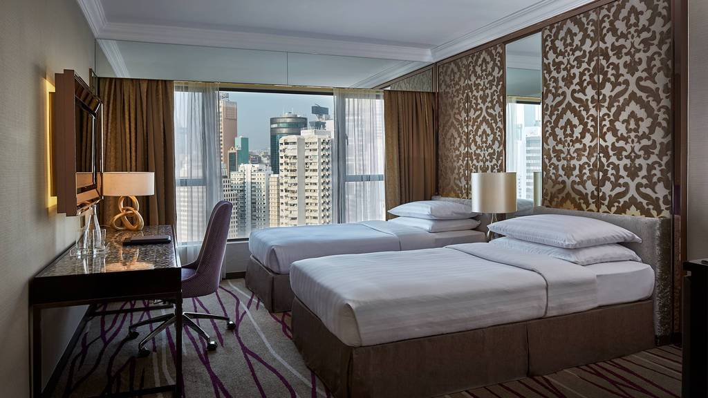 Grand Deluxe Causeway Bay City View Room