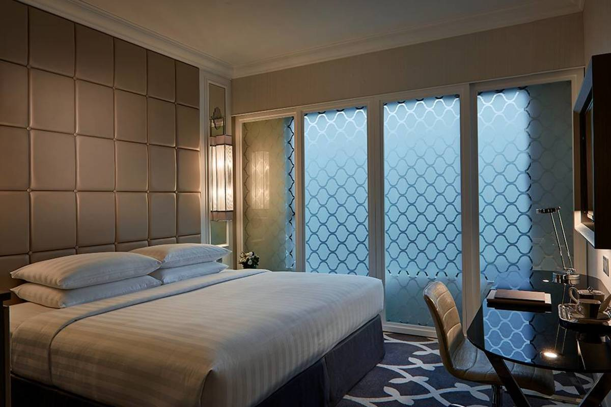 Superior Room - The Superior Room's sleek contemporary design, presents a relaxing ambience