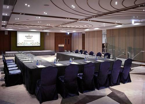 Meeting Room - The Xinhua room has state-of-the-art IT and all modern conveniences