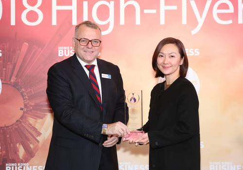 Dorsett Wanchai Awarded the 'Best Family Hotel in Hong Kong' at the  Hong Kong Business High Flyers Awards 2018