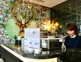 Dorsett Wanchai Supports Local Businesses by Partnering with Cupping Room Local Coffee Roaster