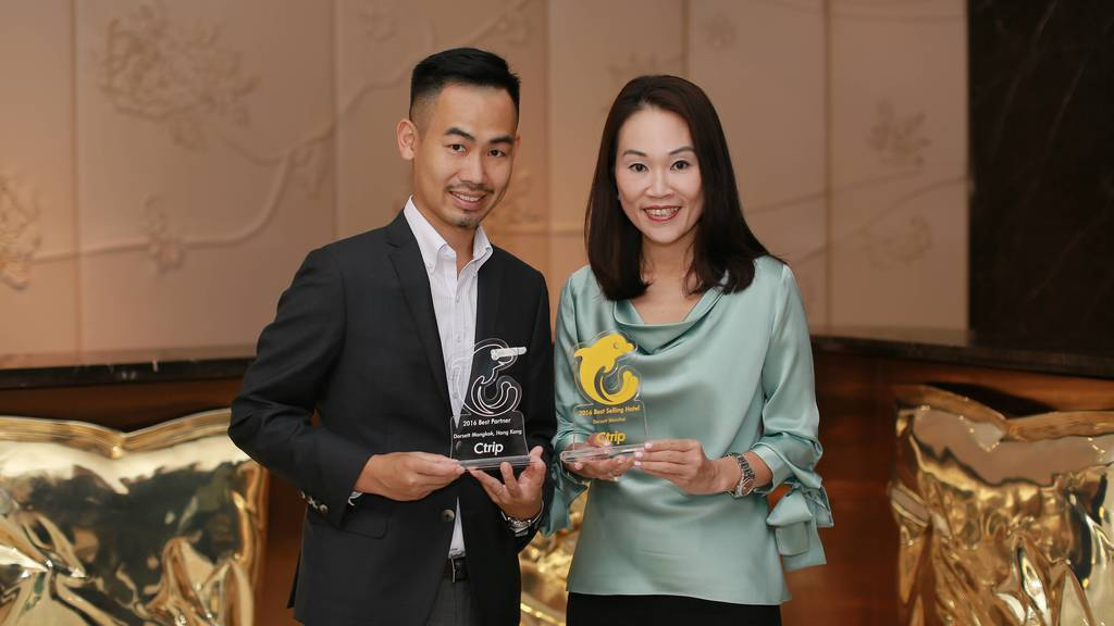 Another Feather in their Caps - Dorsett Wanchai and Dorsett Mongkok Celebrates Excellent Hospitality with Ctrip and TripAdvisor