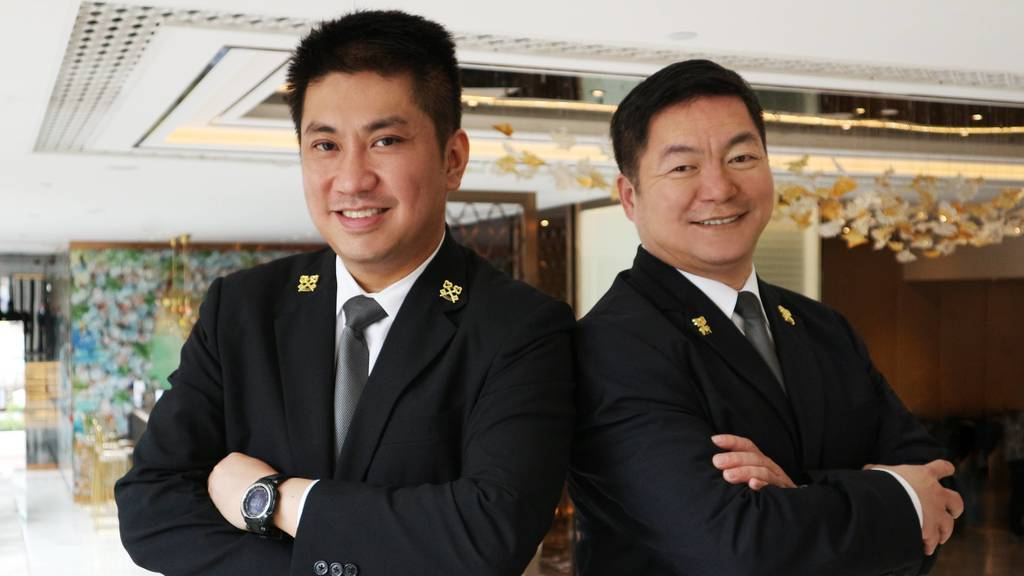 Double Golden Keys at Dorsett Wanchai Signifies a Double Commitment to Service Excellence