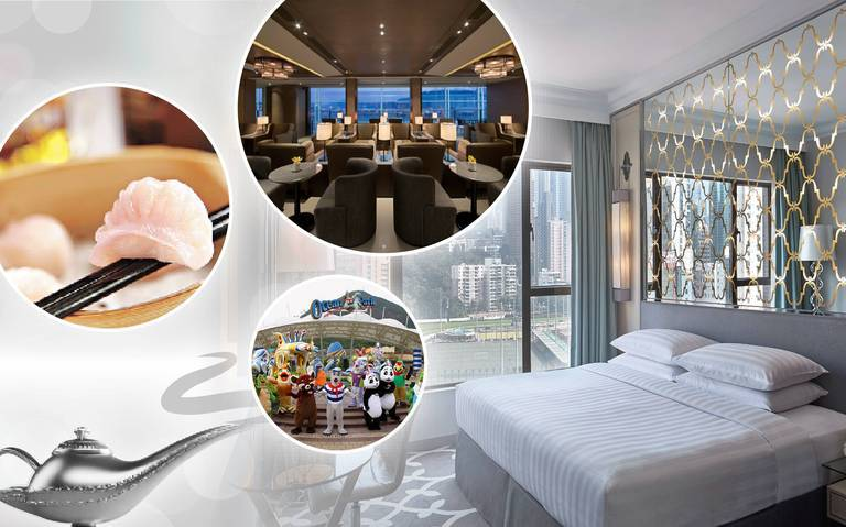 Dorsett Wanchai 3 Wishes - 25% OFF