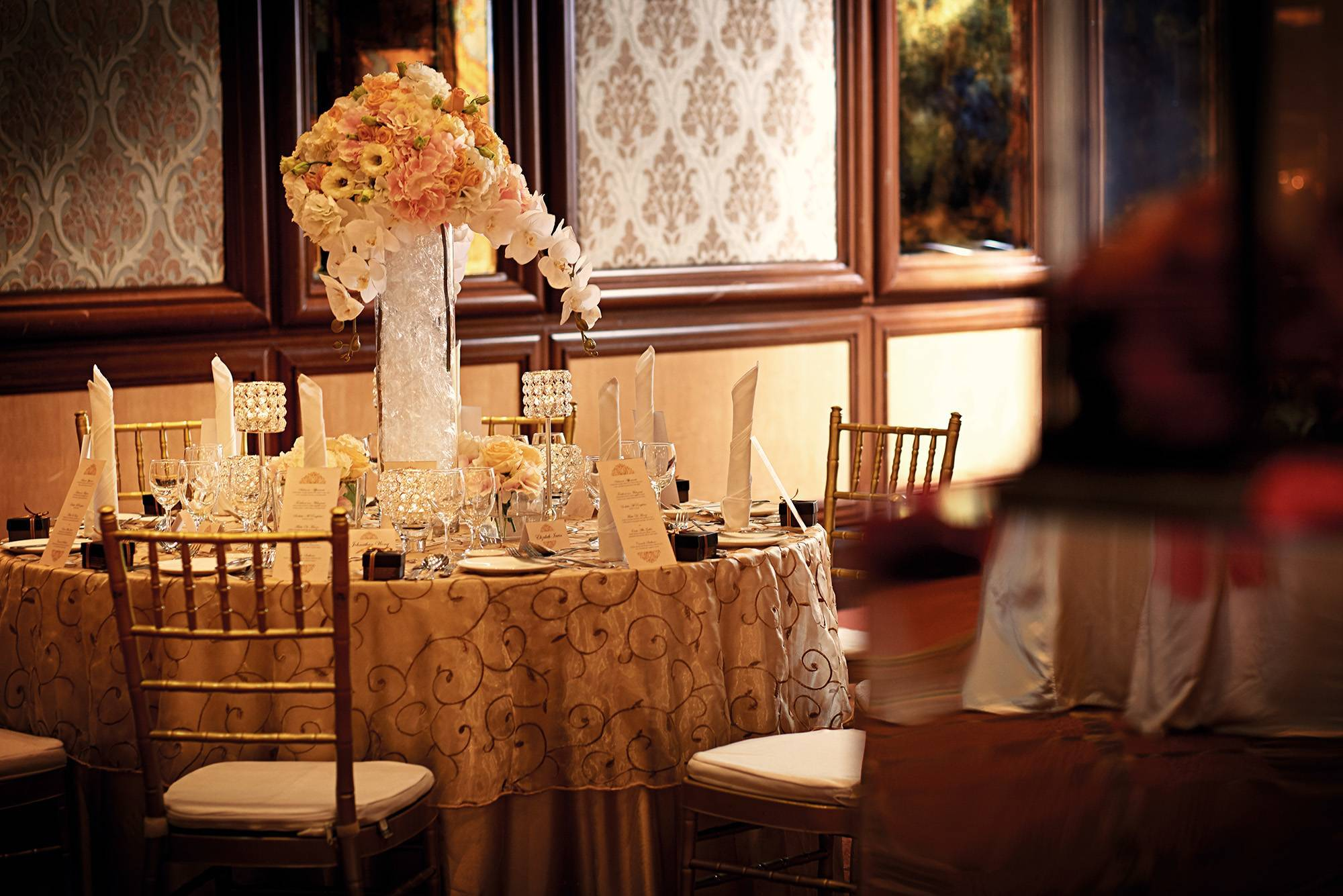 Elegant Event Space for Your Dream Wedding