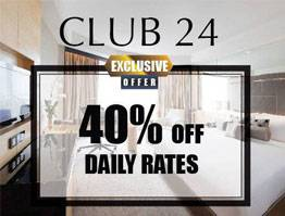 Club 24: Exclusive Offer