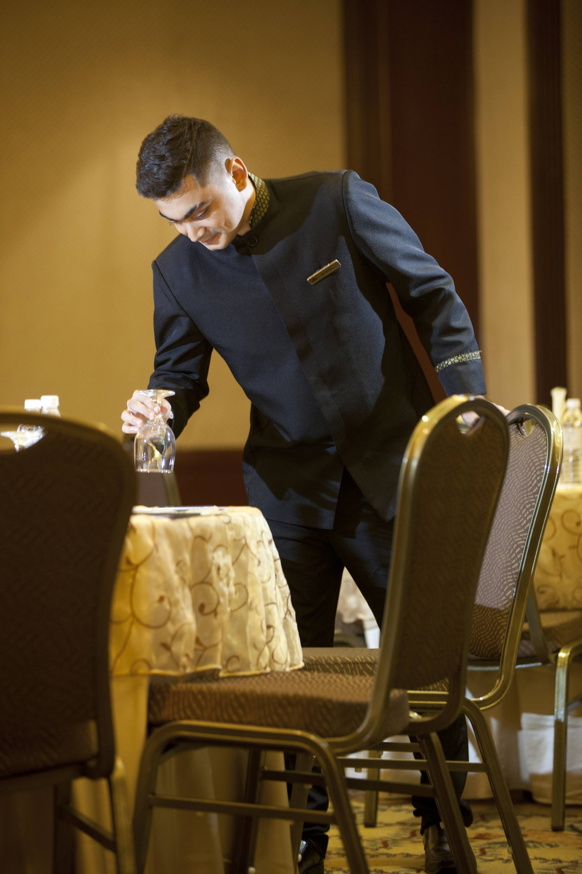 Providing elegant service to perfect your event