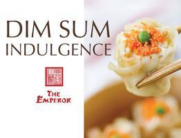 Dim Sum Indulgence @ The Emperor