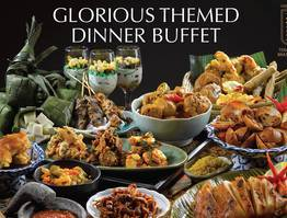 Glorious Themed Dinner Buffet @ Terazza Brasserie