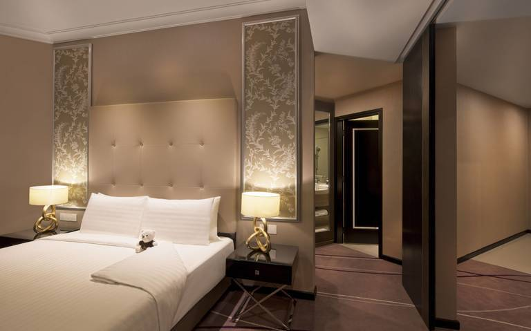Business Hotel Kl The Executive Suite At Dorsett