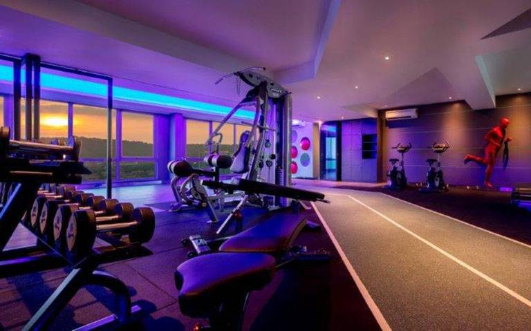 Rooftop Fitness Studio
