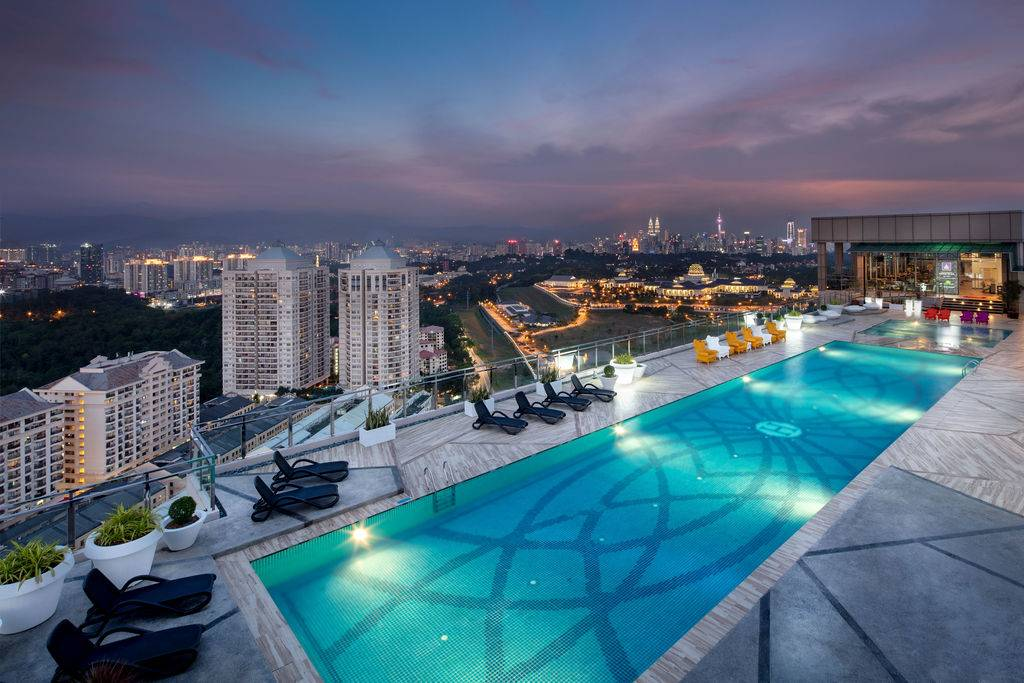 Photo gallery of dorsett hartamas image gallery - Piccolo hotel kuala lumpur swimming pool ...