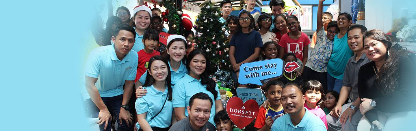 Magical Christmas For Underprivileged Children