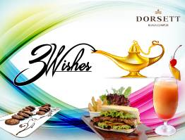 Dorsett KL 3 Wishes - 25% Off