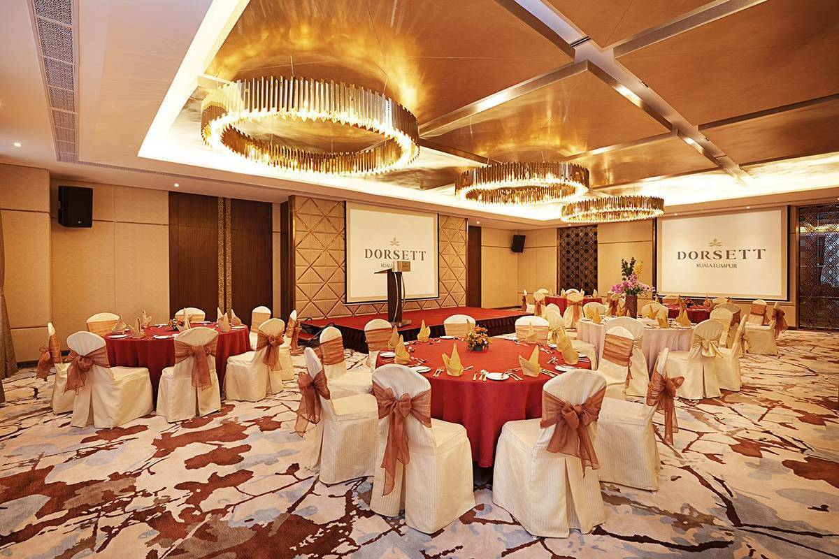Alamanda Room A charming and stylish function space for any special occasion
