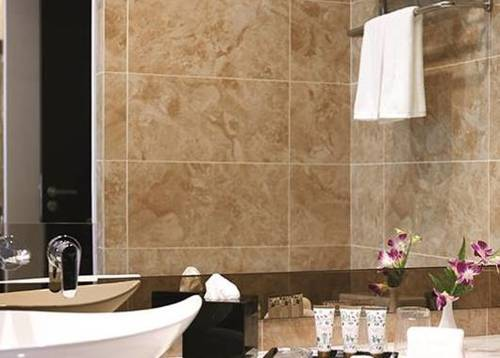Bathroom - Dorsett Residences Bukit Bintang, welcoming and well furnished with a range of delightful toiletries