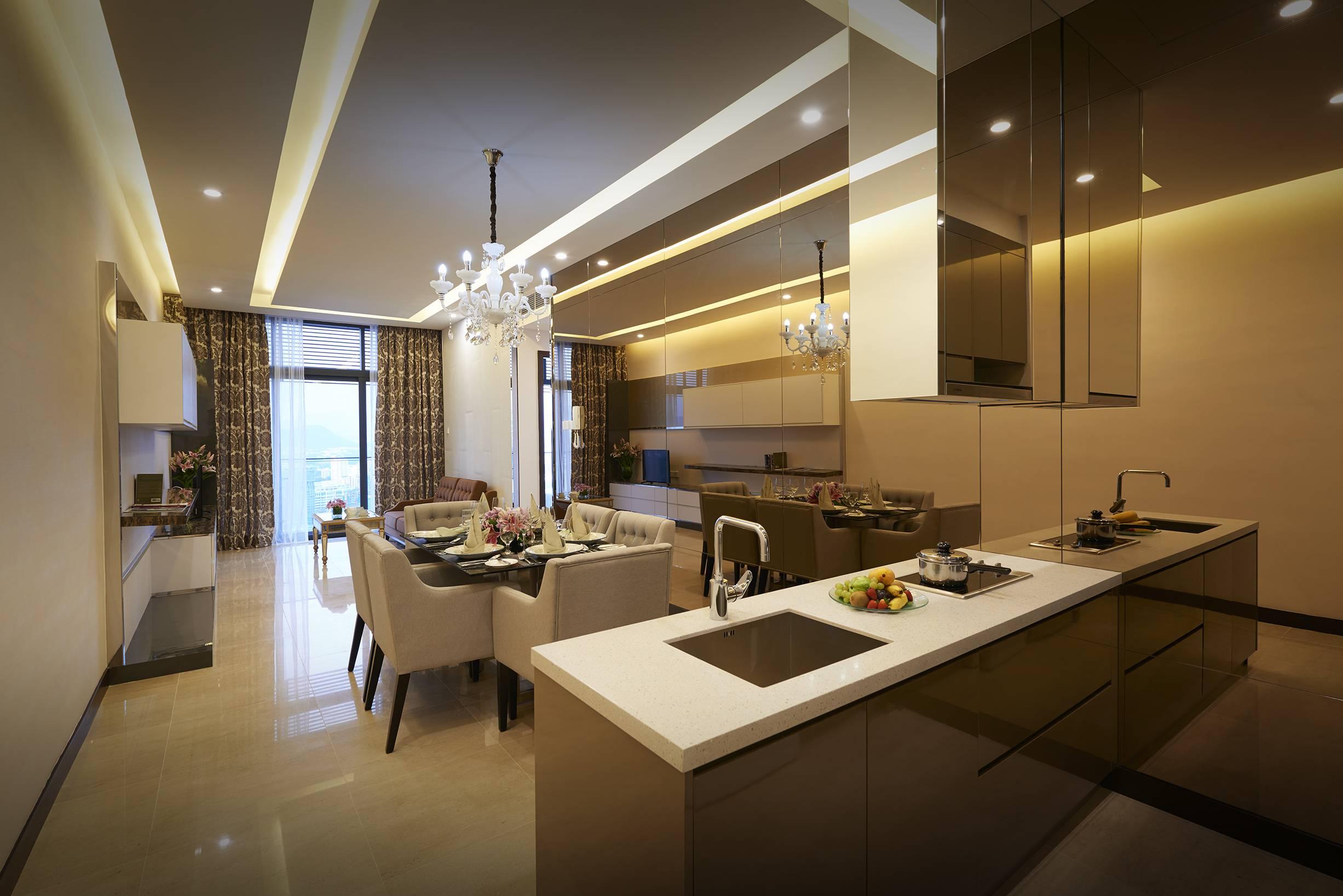 Dorsett Kuala Lumpur Two Bedroom Premier Suite Dorsett