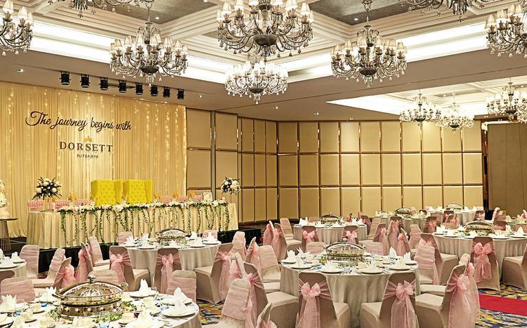 Inspired Weddings at Dorsett Putrajaya