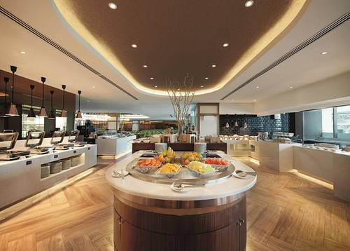 Citra Rasa All-dining Restaurant Local and international cuisine presented with a twist of modernity