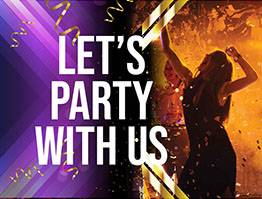 Let's Party With Us