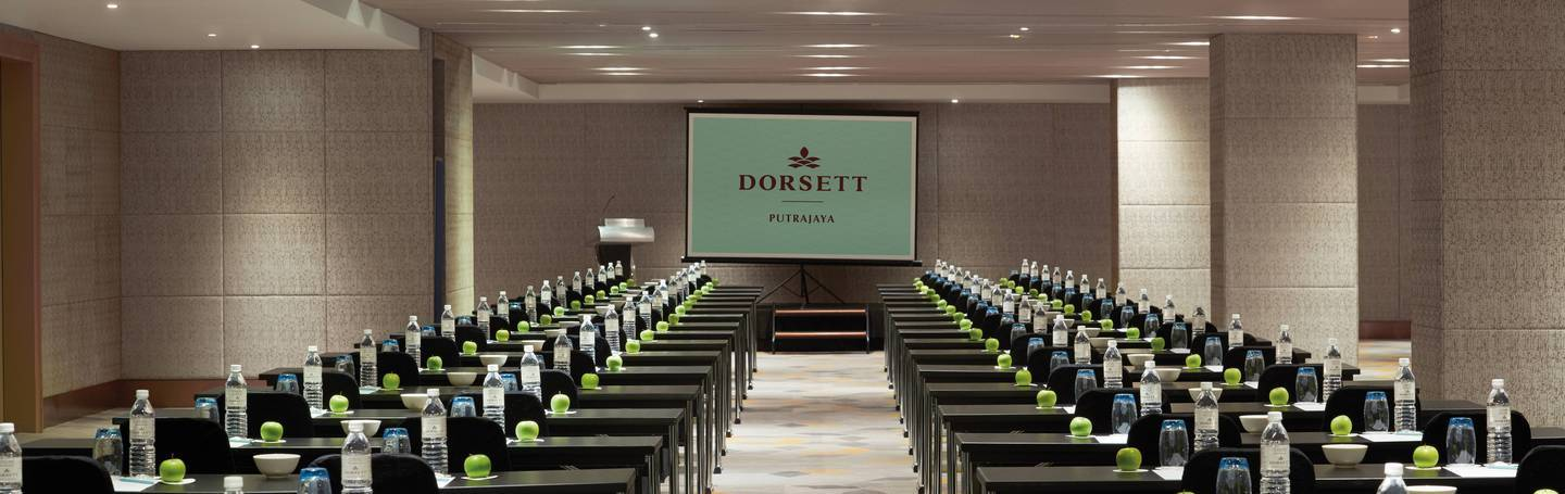 Inspired Meetings @ Dorsett Putrajaya