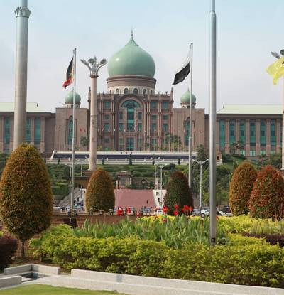 Putrajaya Government Offices
