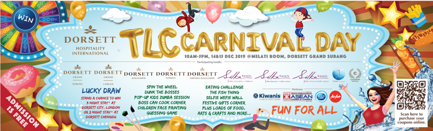 Dorsett International TLC Carnival Day