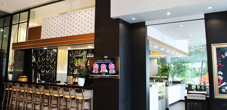 Hotel Restaurant Singapore