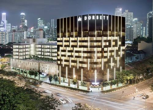 Dorsett Singapore Where heritage meets modernity