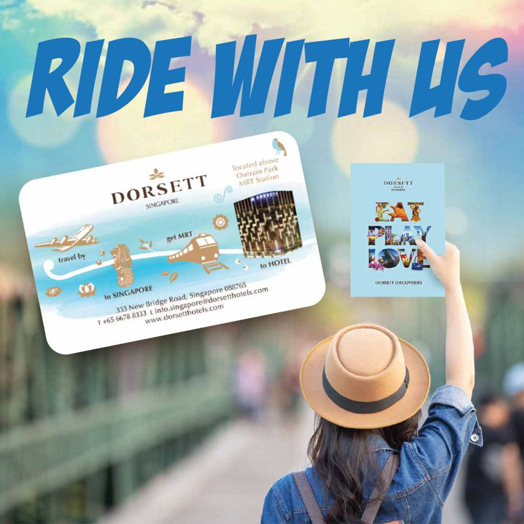 Enjoy a Ride on us!