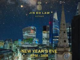 New Year's Eve at Jin Bo Law